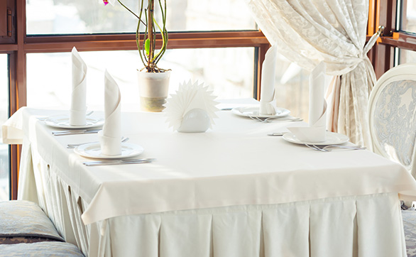 テーブルクロスの起源