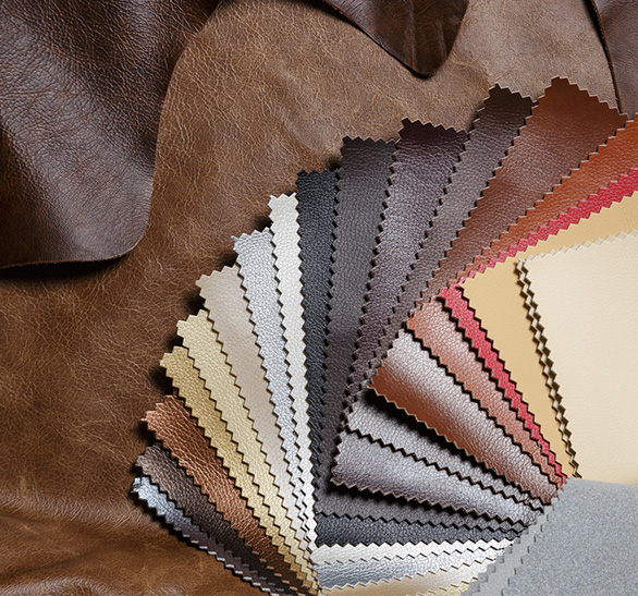 人工皮革の素材と特徴