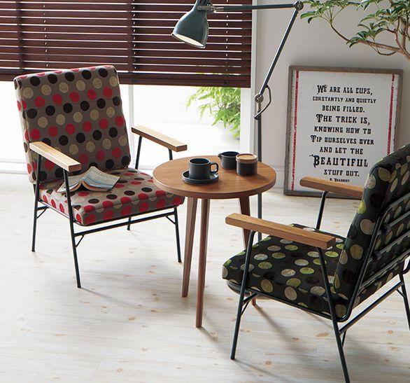 椅子張り生地イメージ