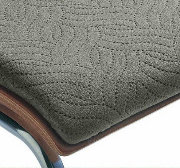 緯糸パイル織物のイメージ