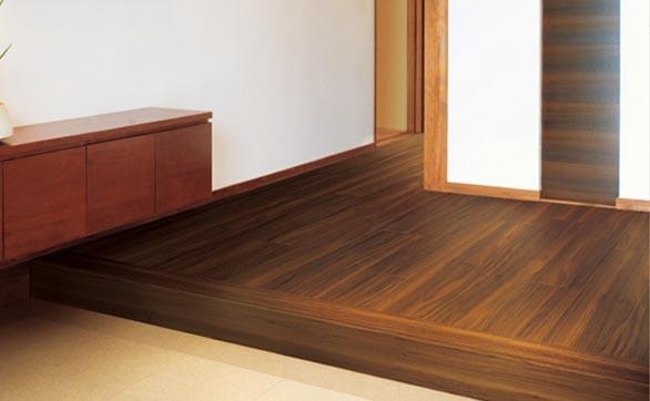廊下におすすめの床材