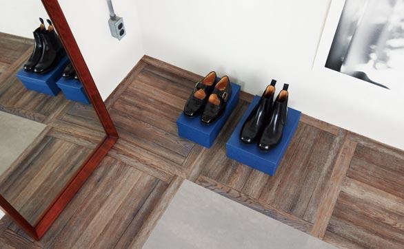 玄関におすすめの床材