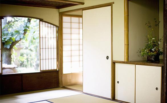 日本の壁紙の歴史