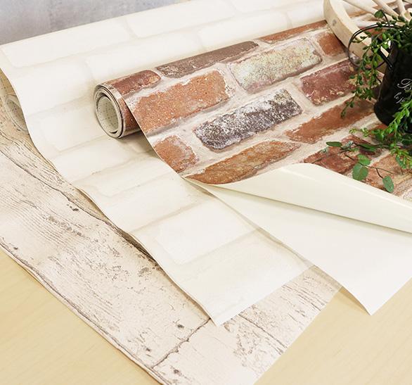シール壁紙