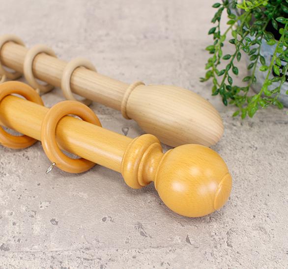 木製レール