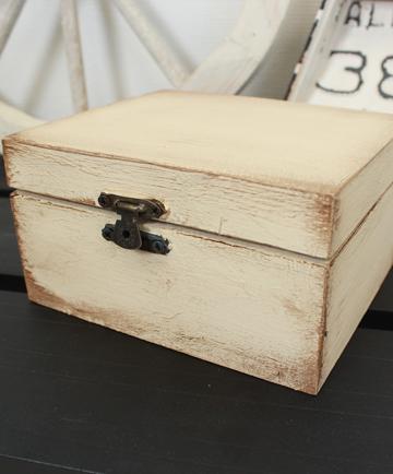 木製 アンティーク ペイント DIY