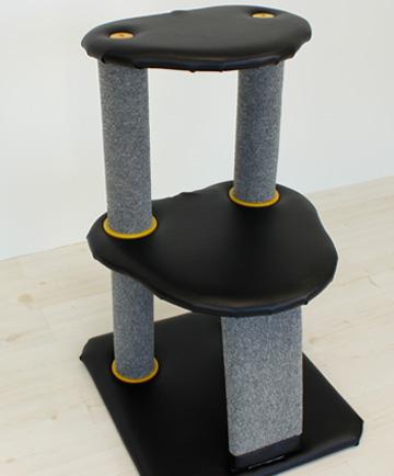 DIY キャットタワー 猫
