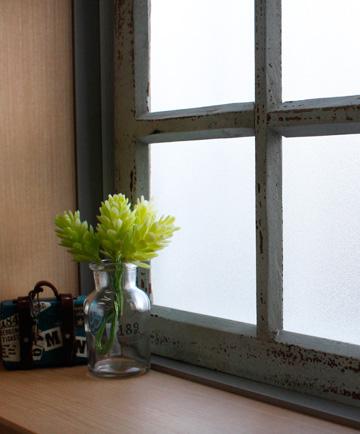 DIY 窓 ガラスフィルム