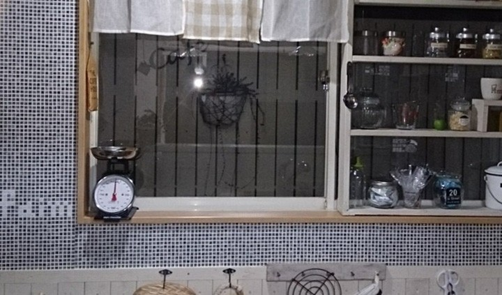 カフェ風 キッチン