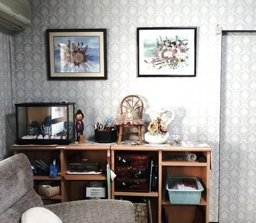 和室 after
