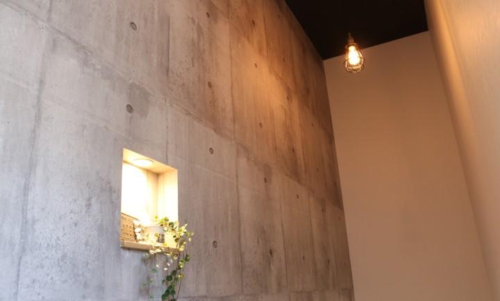 resta オフィス 壁