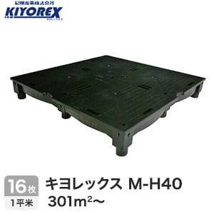OAフロア キヨレックス M-H40 16枚入(1平米) ※こちらはご購入総面積が301平米以上の商品ページです